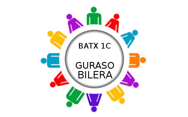 BATX  1C  GURASO  BILERA