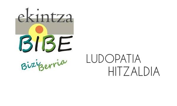 LUDOPATIARI  BURUZKO  HITZALDIA